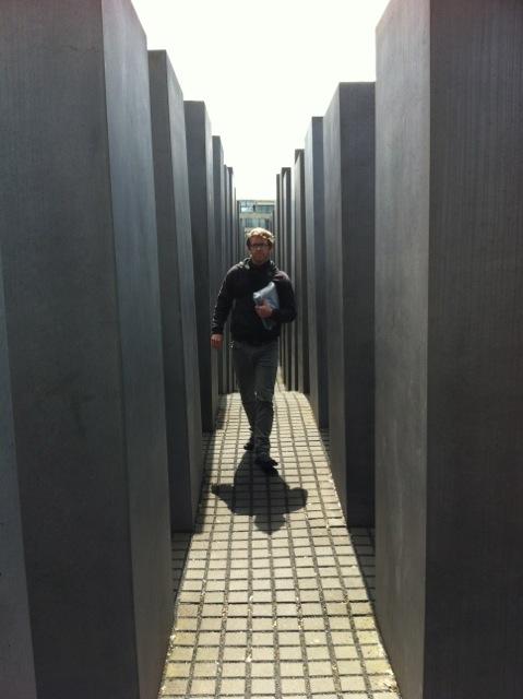 Eric in Europe